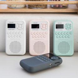 Anywhere 포터블 라디오 스피커 IRS-B202
