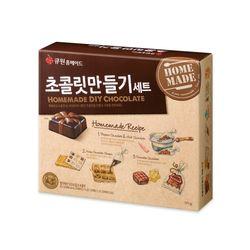 큐원 초콜릿만들기세트  10개 한박스