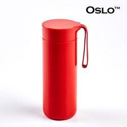 [오슬로] 석션 텀블러 400ml 레드 C0696OSOM