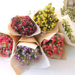 벨라 크라프트꽃다발-6color