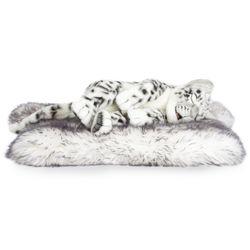 4753번 잠자는 설표범 Snow Leopard Sleeping40cm.H