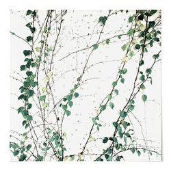패브릭 천 포스터 S022 보테니컬 식물 넝쿨 [중형]