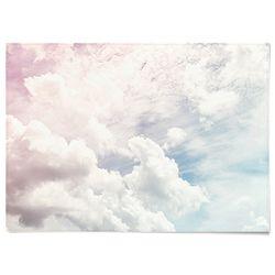 패브릭 포스터 F020 아이방 인테리어 구름 [중형]