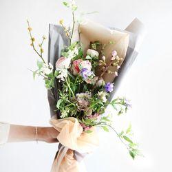 베르에블랑 꽃다발 (서울지역주문가능)