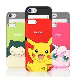 포켓몬 큐티 슬라이드 카드범퍼 아이폰6(s)플러스