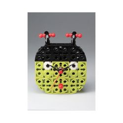 좀비 블럭시계 (170406) 블럭레고형시계조립시계