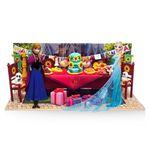 겨울왕국 안나의 생일축하파티