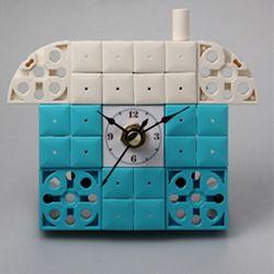 집8 블럭시계 (170246) 블럭레고형시계조립시계