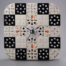 시계1 블럭시계 (170215) 블럭레고형시계조립시계
