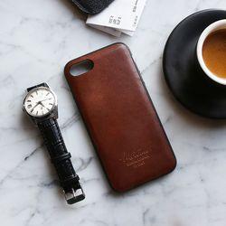iPhone7 INO RETRO LEATHER CASE