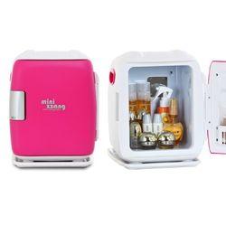 6리터 미니냉온장고 화장품냉장고 소형냉장고