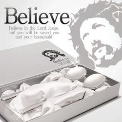 Believe 믿음 수저 선물세트