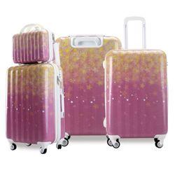 트래블나인 [8011] 벚꽃엔딩 라이트 핑크 20인치