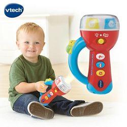 vtech 색깔놀이손전등 감각발달완구멜로디아기전화기