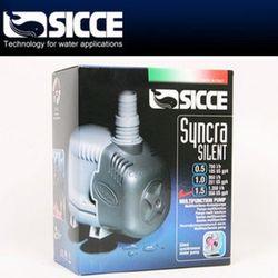 SICCE 씨세 syncra silent 1.5 어항 수중펌프