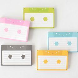 메모지 7080 - 카세트 테이프