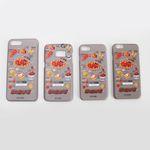 최지수-Street food 폰케이스 (아이폰)(갤럭시)