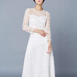 SAINT LACE DRESS