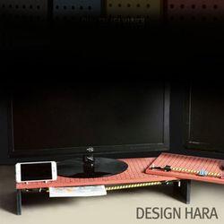 만능 모니터받침대-듀얼 (폭-21.5cm)