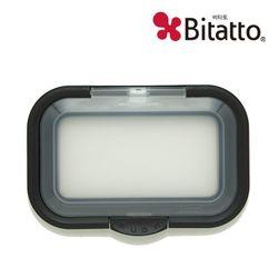 플러스클리어 블랙클리어-원터치 물티슈캡