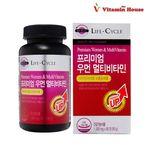 (L.C)프리미엄 우먼 멀티비타민 1병 3개월분 비타민B1