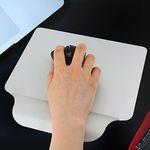 알루미늄 손목보호 마우스패드