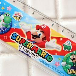 일본 슈퍼마리오 15cm 막대자