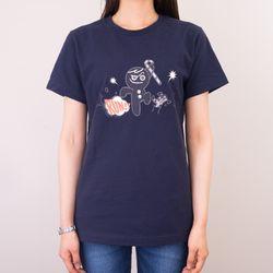 쿠키런 여성용 티셔츠 (용감한 쿠키)