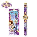 [Disney] 디즈니 소피아 LCD 손목시계
