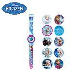 [Disney] 디즈니 겨울왕국 체인징 LCD 손목시계