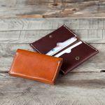 3113 Bifold Card Wallet Minerva (각인)