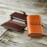3001 Analogue Card Wallet Minerva (각인)