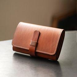 3001 Analogue Card Wallet Minerva (각인)