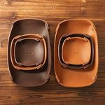 5611 Leather Tray Ver.2 - Large(각인)