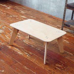 자작나무 좌식 노트북 테이블(소)