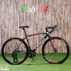 [조립 발송] 2017 이태리14 로드자전거 로드바이크