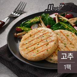맛있닭 닭가슴살 스테이크 고추맛 100g(1팩)
