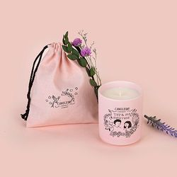 CANDLEDAY MOMENT- you and me