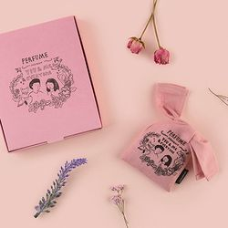 PERFUME MOMENT SACHET- you and me