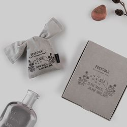 PERFUME MOMENT SACHET- slow walk