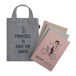 3 PROMISES NOTE SET(A5) - TEXT