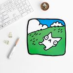 SNOWCAT MOUSEPAD - HILL