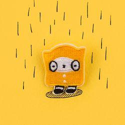 SNOWCAT WAPEN - 비오는 날