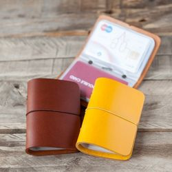 3602 Classic Card Holder (각인)