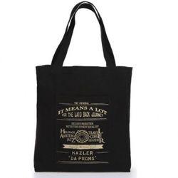 [Da proms] The Shopper bag - Black