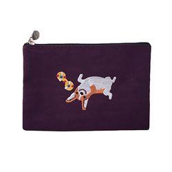 winning corgi pouch