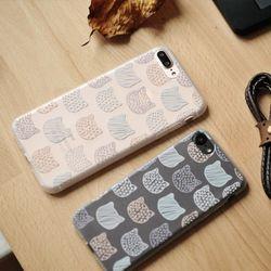(아이폰6 6S 6+ 6S+ 7 7+) 메이크업 냥 TPU 케이스