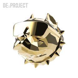 차량용 방향제 DE:BULL - GOLD