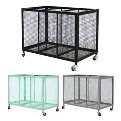FRIDA Storage unit Black 3칸 수납스토리지
