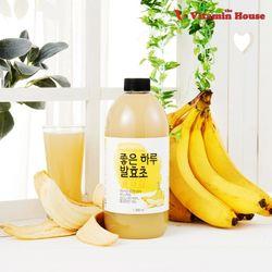 좋은하루 발효초 바나나 1통(1000ml) 현미식초